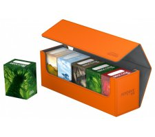 Ultimate Guard ArkHive Flip Case 400+ Orange
