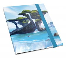 Ultimate Guard 9 Pocket FlexXfolio Lands Edition I: Island