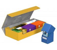 Ultimate Guard SuperHive Flip Case 550+ Amber
