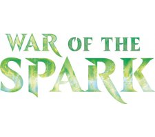 Complete set of War of the Spark Commons