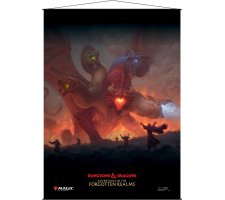 Wall Scroll Adventures in the Forgotten Realms: Tiamat