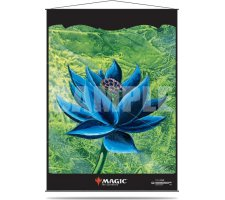 Wall Scroll: Black Lotus