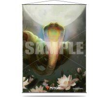 Wall Scroll: Lotus Cobra