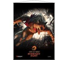 Wall Scroll Innistrad: Midnight Hunt: Key Art