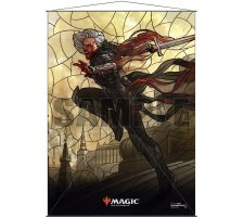 Wall Scroll: War of the Spark Stained Glass Sorin