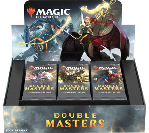 Boosterbox Double Masters (incl. 2 box toppers)