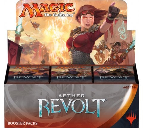 Boosterbox Aether Revolt