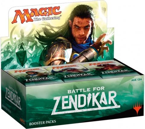 Boosterbox Battle for Zendikar