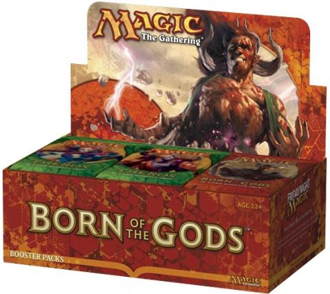 Draftbox Born of the Gods