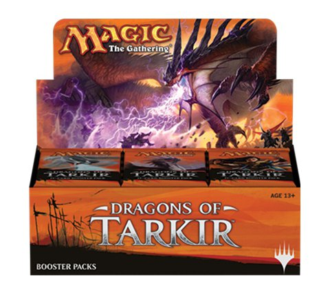 Boosterbox Dragons of Tarkir
