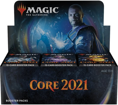 Boosterbox Core Set 2021