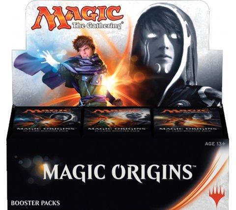 Boosterbox Magic Origins