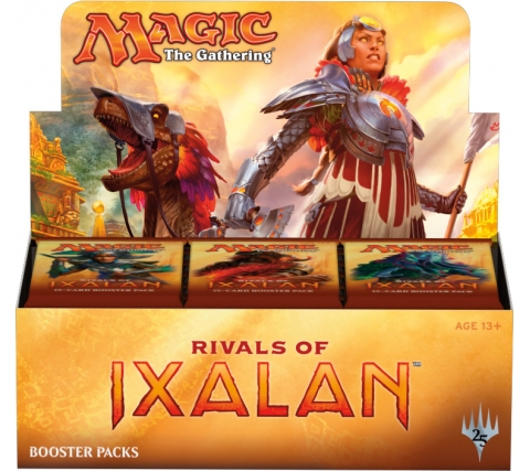 Boosterbox Rivals of Ixalan