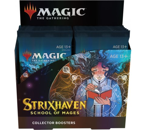 Collector Boosterbox Strixhaven: School of Mages