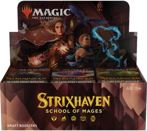 Draft Boosterbox Strixhaven: School of Mages