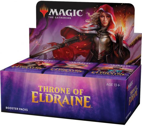 Boosterbox Throne of Eldraine