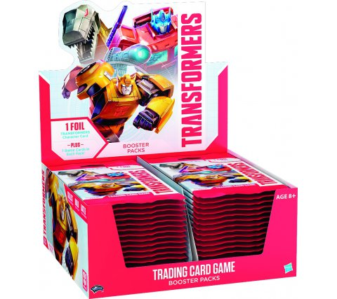 Boosterbox Transformers TCG