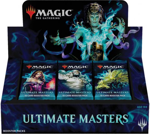 Boosterbox Ultimate Masters