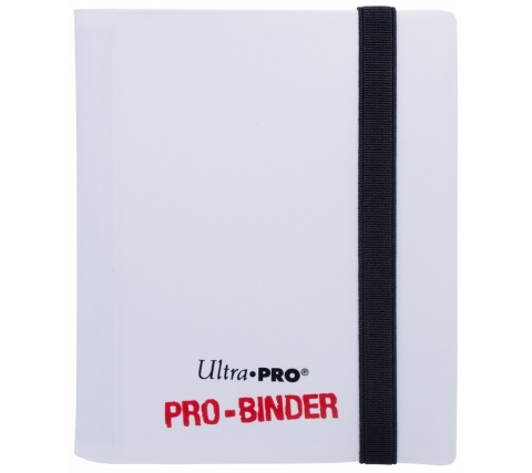 Pro 2 Pocket Binder White