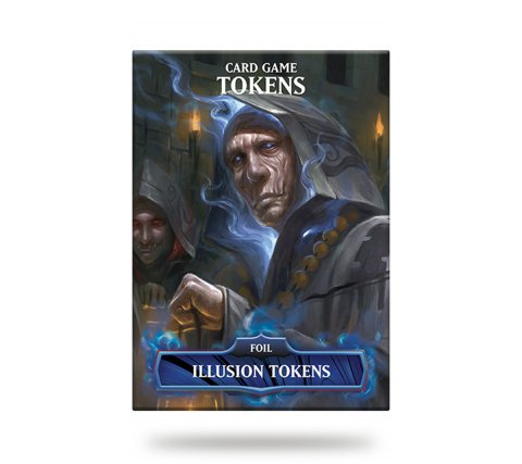 Card Game Tokens Booster: Premium Illusion Tokens