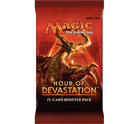 Booster Hour of Devastation