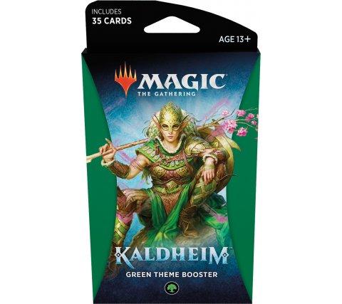 Theme Booster Kaldheim: Green