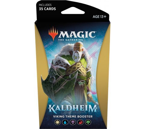 Theme Booster Kaldheim: Vikings