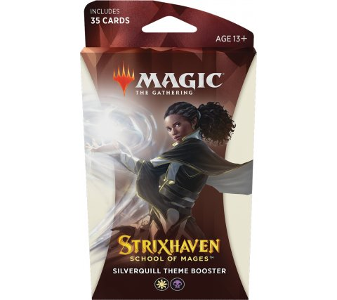 Theme Booster Strixhaven: Silverquill
