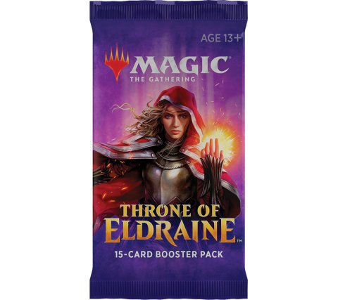 Booster Throne of Eldraine