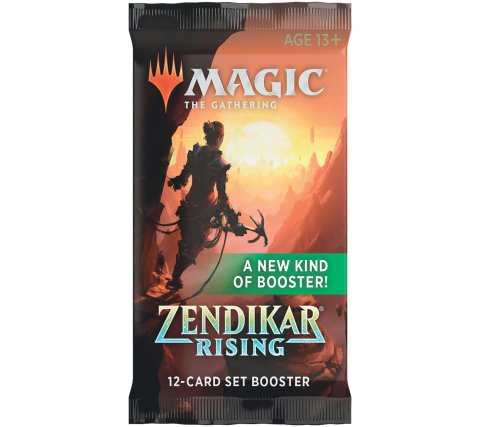 Set Booster Zendikar Rising