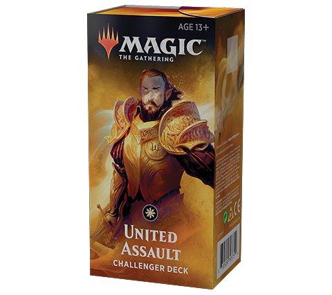 Challenger Decks 2019: United Assault