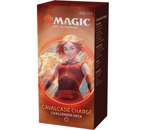 Challenger Decks 2020: Cavalcade Charge
