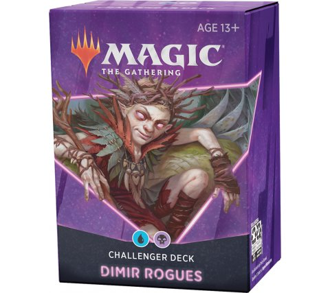 Challenger Decks 2021: Dimir Rogues
