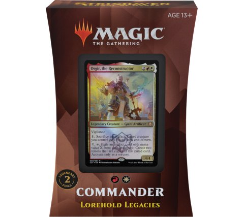 Commander 2021 Strixhaven: Lorehold Legacies