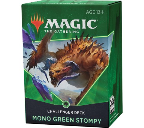 Challenger Decks 2021: Mono Green Stompy