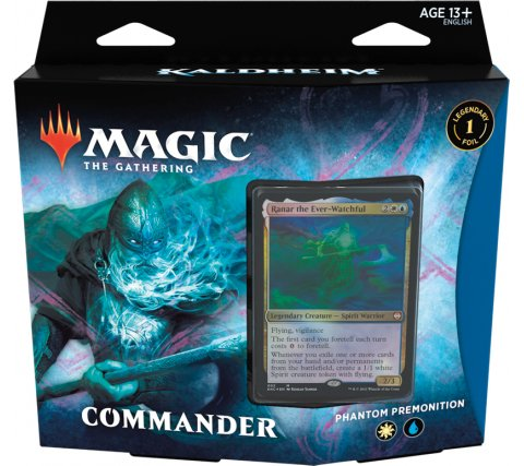 Commander Deck Kaldheim: Phantom Premonition