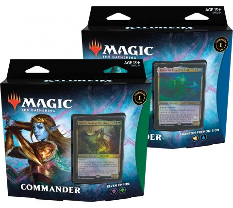 Commander Kaldheim (set of 2 decks)