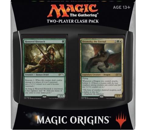Clash Pack Magic Origins