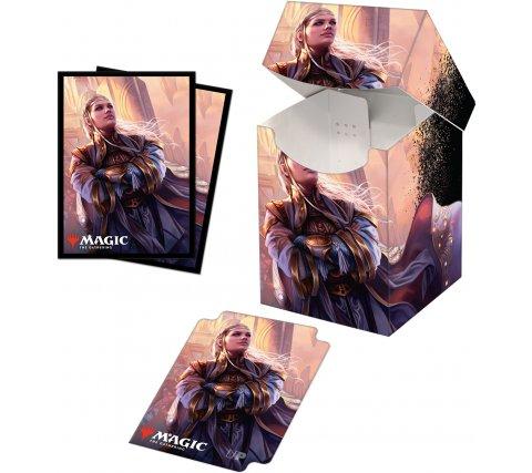 Deckbox + Sleeves Commander Legends: Rebbec, Architect of Ascension