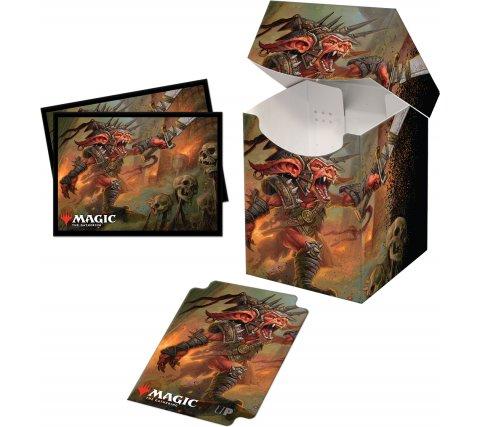 Deckbox + Sleeves Commander Legends: Rograkh, Son of Rohgahh