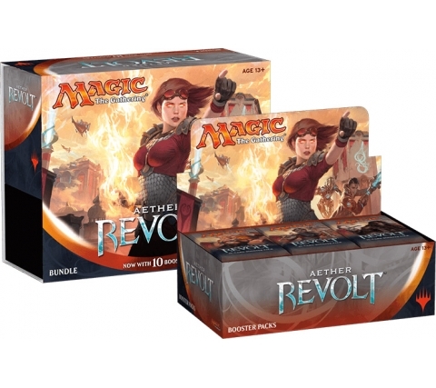 Boosterbox + Bundle Aether Revolt