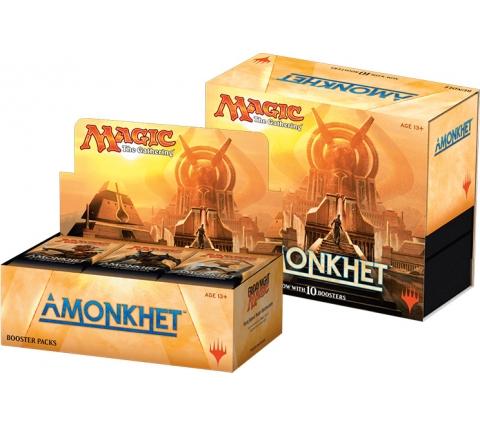 Boosterbox + Bundle Amonkhet