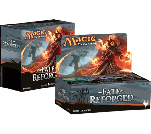 Boosterbox + Fat Pack Fate Reforged