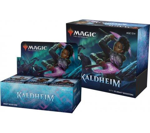 Draft Boosterbox + Bundle Kaldheim