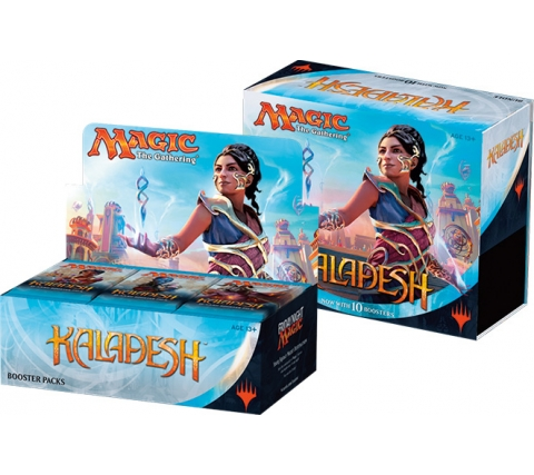 Boosterbox + Bundle Kaladesh