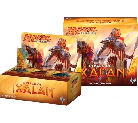 Boosterbox + Bundle Rivals of Ixalan