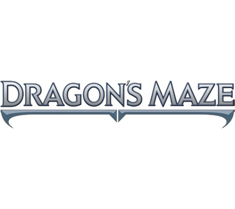 Complete set Dragon's Maze Commons (4x)
