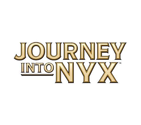 Complete set Journey into Nyx Uncommons