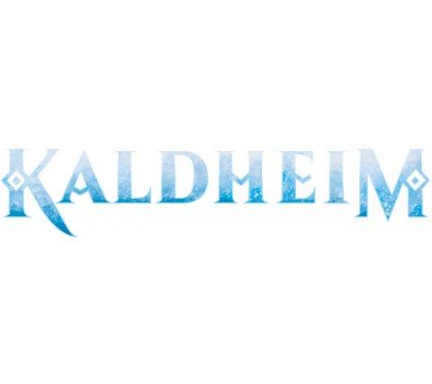 Complete set Kaldheim Art Series