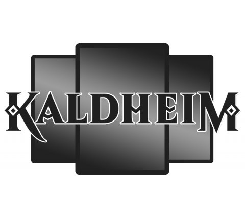 Complete set of Kaldheim Commons